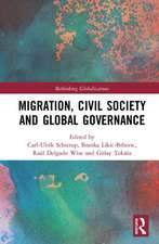 Migration, Civil Society and Global Governance