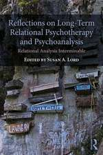 Reflections on Long-Term Relational Psychotherapy and Psychoanalysis
