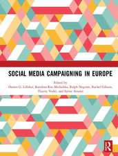 Social Media Campaigning in Europe