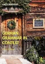German Grammar in Context