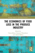 Economics of Food Loss in the Produce Industry