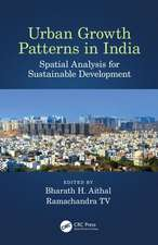 Urban Growth Patterns in India