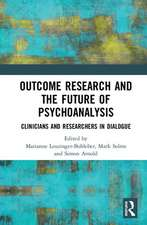 Outcome Research and the Future of Psychoanalysis