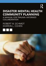 Disaster Mental Health Community Planning