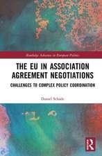 EU in Association Agreement Negotiations