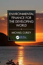 Financing the Global Environment