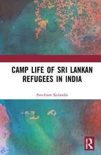 Camp Life of Sri Lankan Refugees in India