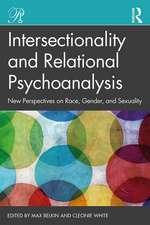 Intersectionality and Relational Psychoanalysis