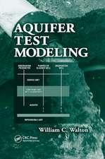 Aquifer Test Modeling