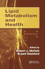 Lipid Metabolism and Health