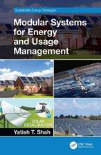 MODULAR SYSTEMS FOR ENERGY USAGE MA