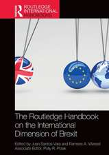The Routledge Handbook on the International Dimension of Bre