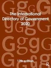 International Directory of Government 2020