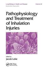 Pathophysiology and Treatment of Inhalation Injuries