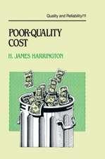 Harrington: Poor-Quality Cost