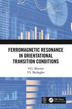 Ferromagnetic Resonance in Orientational Transition Conditions