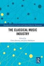 Classical Music Industry