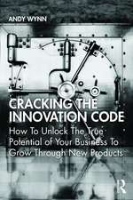 Cracking the Innovation Code
