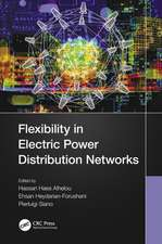 Flexibility in Electric Power Distribution Networks