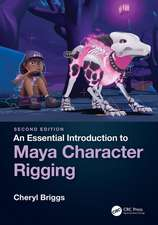 Briggs, C: An Essential Introduction to Maya Character Riggi