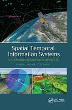 Spatial Temporal Information Systems