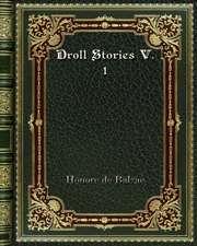 Droll Stories V. 1