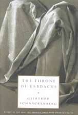 The Throne of Labdacus:  A Poem