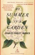 My Summer in a Garden