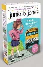 Junie B. Jones First Boxed Set Ever!