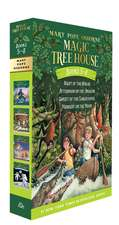 Magic Tree House #5-8:  A Visual Biography of Theodor Seuss Geisel