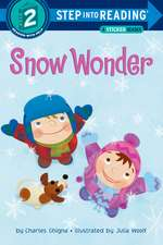 Snow Wonder [With Stickers]