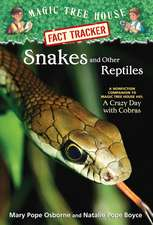 Snakes and Other Reptiles:  A Crazy Day Withcobras