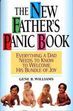 New Father's Panic Book
