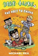 The Hole to China