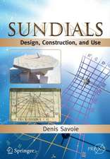 Sundials: Design, Construction, and Use