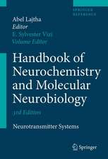 Handbook of Neurochemistry and Molecular Neurobiology: Neurotransmitter Systems