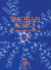 Fractals in Science: An Introductory Course