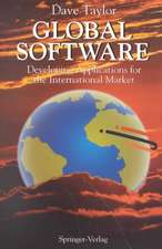 Global Software: Developing Applications for the International Market