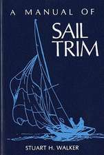Manual of Sail Trim
