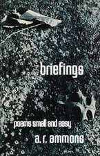 Briefings – Poems Small and Easy