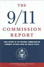 9/11 Commission Report – The Full Final Report of the National Commission on Terrorist Attacks Upon the United States (spiral and indexed)