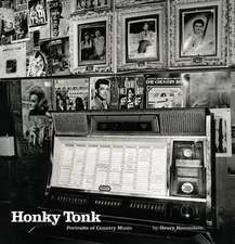 Honky Tonk – Portraits of Country Music