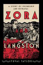 Zora and Langston – A Story of Friendship and Betrayal