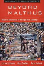 Beyond Malthus – Nineteen Dimensions of the Population Challenge