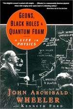 Geons Black Holes & Quantum Foam – A Life in Physics
