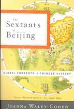 The Sextants of Beijing – Global Currents in Chinese History