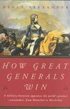 How Great Generals Win