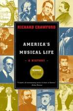 America′s Musical Life – A History