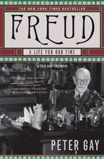Freud – A Life for Our Time Rev
