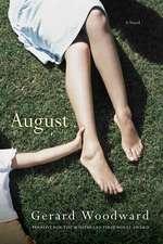 August – A Novel